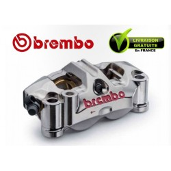 CALIPER BREMBO RADIAL MONOBLOC GP4RR RIGHT P4 32/36 NICKEL