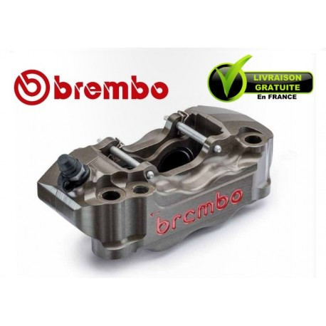 CALIPER BREMBO RADIAL SUPERMOTARD RIGHT P4 34/30 ENTRAXE 108MM