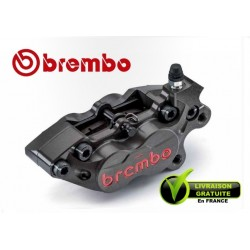 CALIPER BREMBO AXIAL 40MM P4 34/30 LEFT CNC