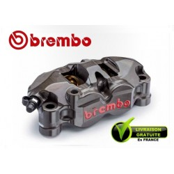 CALIPER BREMBO RADIAL MONOBLOC LEFT P4 34/38 ENTRAXE 130MM - YAMAHA 07.12