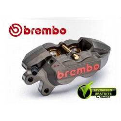 CALIPER BREMBO AXIAL SUPERBIKE RIGHT P4 32/36 2 PARTIES ENTRAXE 40MM