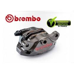 REAR BREMBO CALIPER CNC BRUT ENTRAXE 84MM