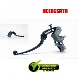 Master Cylinder ACCOSSATO Clutch 16x16 with lever repliable