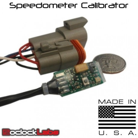 Calibreur de vitesse - HARLEY DAVIDSON - A1 - SPEEDO DRD