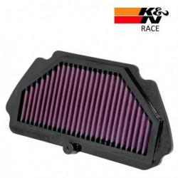 Filtre a air Racing K&N KAWASAKI ZX6R - 09-16
