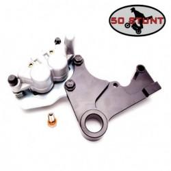 Kit platine Handbrake + Etrier - HONDA CRF 450 - CRF 250 - CR 250R - CRF 450X - CRF 250X