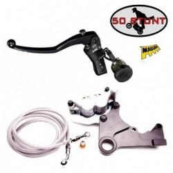Kit Complet Handbrake - HONDA CRF 450 - CRF 250 - CR 250R - CRF 450X - CRF 250X - MAGURA