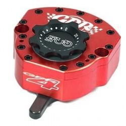 Amortisseur de direction GPR v4 - SUZUKI GSXR750 08-10 Rouge