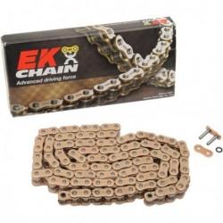 Chaine EK 530 - ZVX3 - 150 Maillons - Or - Att.Rivet