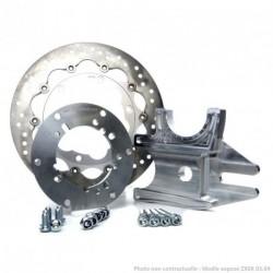Kit handbrake Double + 316mm NISSIN - CBR600RR 05-06