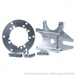 Kit Handbrake without disc - ER6 F N 06-12