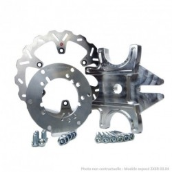 Kit handbrake Triple + 296mm BRAKING - CBR600FS F4i F4 99-06