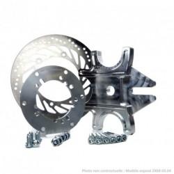 Kit handbrake Triple + 296mm NISSIN - CBR600RR 05-06