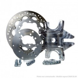 Kit Handbrake + 316mm NISSIN - CBR600RR 07-16