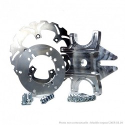 Kit handbrake Triple + 296mm WAVE - GSXR 600 750 06-07