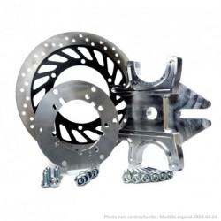 Kit handbrake Triple + 316mm FIXE - GSXR 600 750 08-10