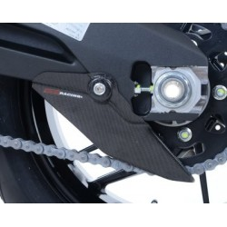 Protege Couronne - Dents de requin en CARBONE - Ducati Panigale 899 959 14-17