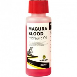 Huile minerale MAGURA BLOOD - 100ml