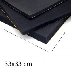 Mousse de Selle CRUCIATA - 15mm d'épaisseur