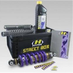 Kit Street Box HYPERPRO - SUZUKI SV 650 & S 2009