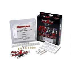 Kit carburation stage 1 DYNOJET - ARCTIC CAT AC 250 4X4 19992005