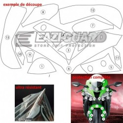 Film protection anti-gravillonnage EAZI-GRIP LC8 990 Superduke R 2009-2010